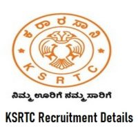 KSRTC Recruitment for Driver