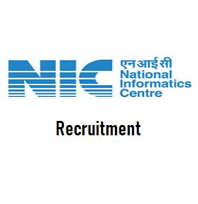 NIC Recruitment