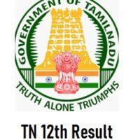 Tamilnadu 12th Result